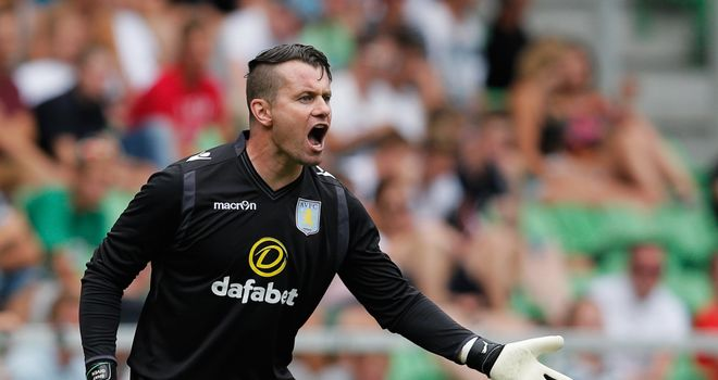 Shay Given: Last played for Republic of Ireland at Euro 2012