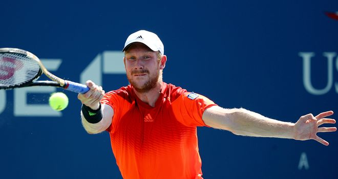 Matthias Bachinger: Beat Radek Stepanek to set up clash with Andy Murray