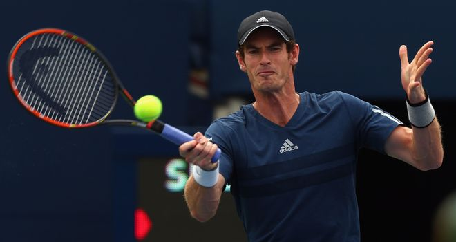 Andy Murray: Needs to deliver in New York next week