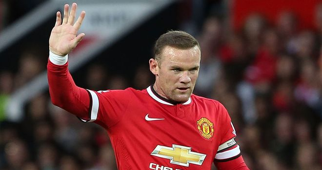 Wayne Rooney: New Manchester United skipper