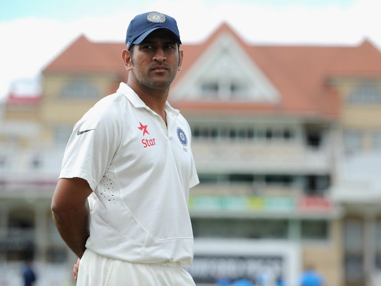 MS Dhoni: A big admirer of James Anderson