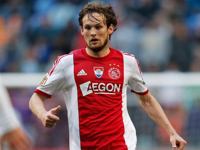 Daley Blind: Van Gaal excited by his