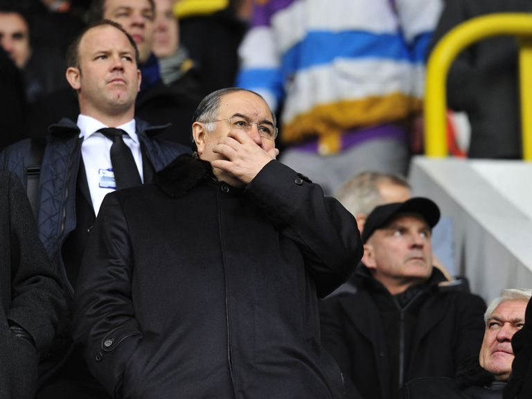Alisher Usmanov: 'The club is very well placed to succeed'