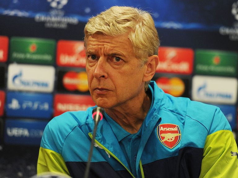 Arsene Wenger: Aware of the magnitude of Wednesday's match