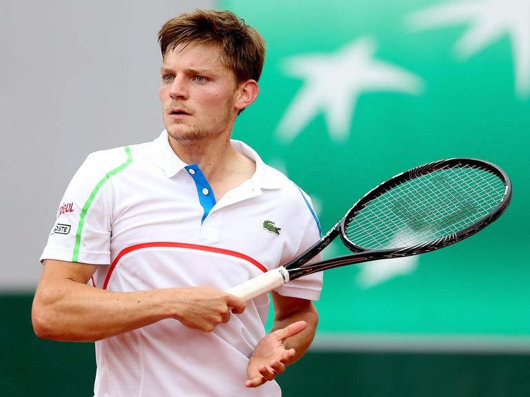 David Goffin: Victory in Kitzbuhel