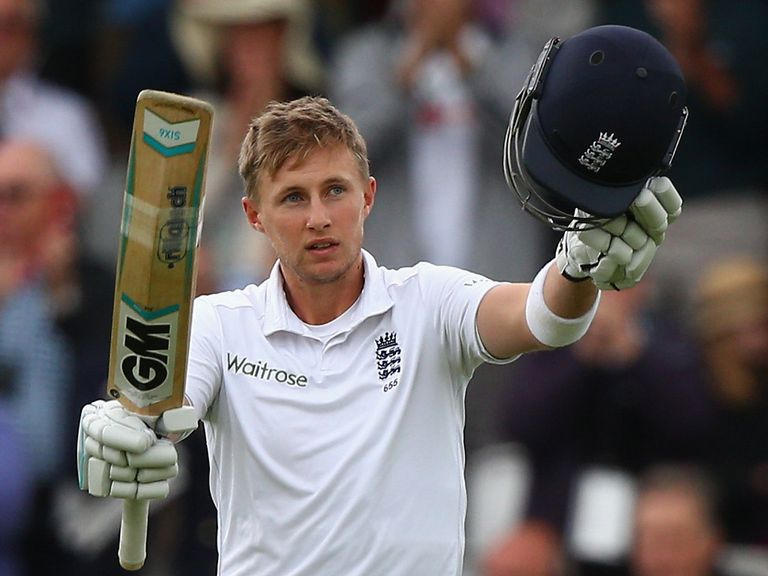 Joe Root: In the ICC's top-10 Test rankings for the first time