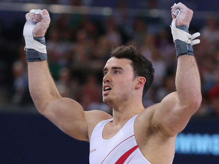 Kristian Thomas: Claimed a silver medal