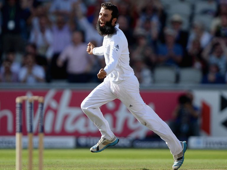 Moeen Ali: Has adapted well to Test cricket