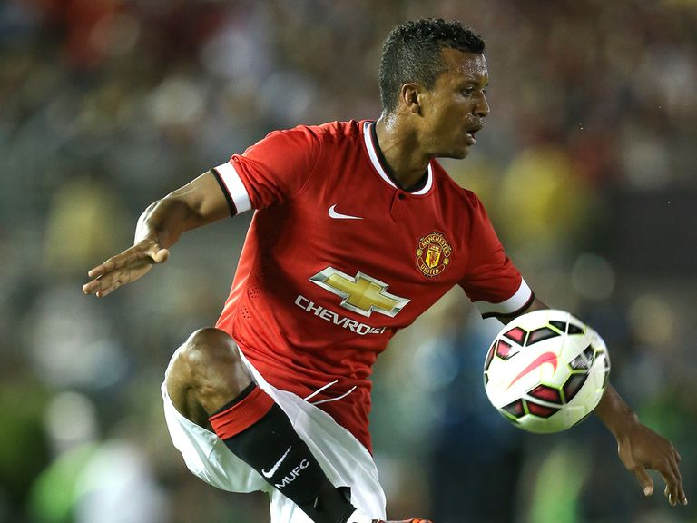 Nani: Could he be heading back to Portugal?