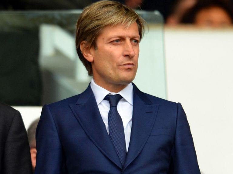 Steve Parish: Will take his time to decide who will become Crystal Palace's new manager