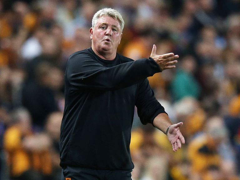 Steve Bruce: Hull manager confident of Europa League progress