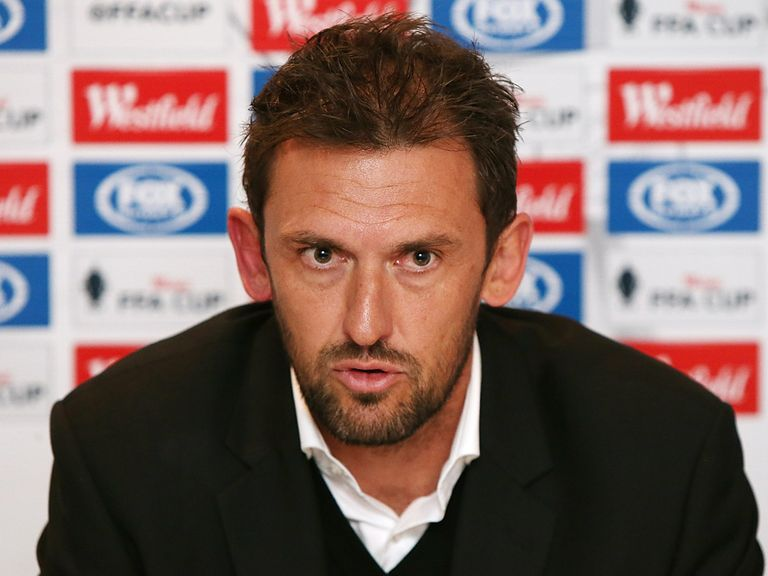 Tony Popovic: Linked with the Crystal Palace job