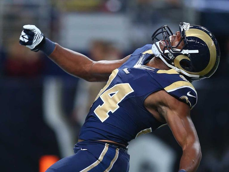 Robert Quinn: fancied to be the NFL's sack-leader