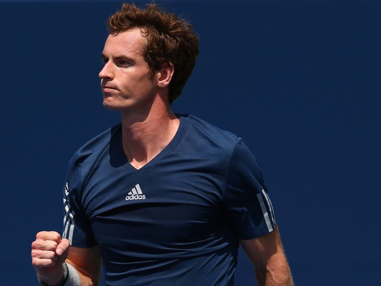 Andy Murray: Pain free and confident ahead of New York