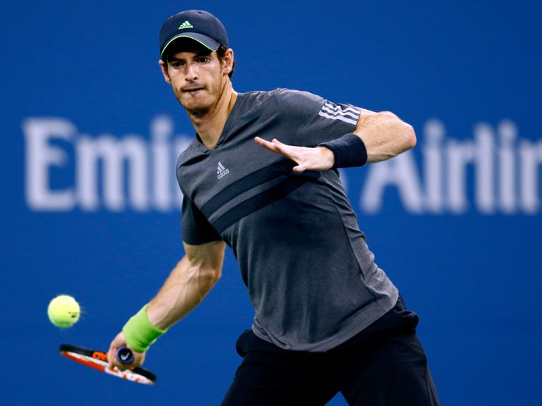 Andy Murray: Faces an unknown opponent next