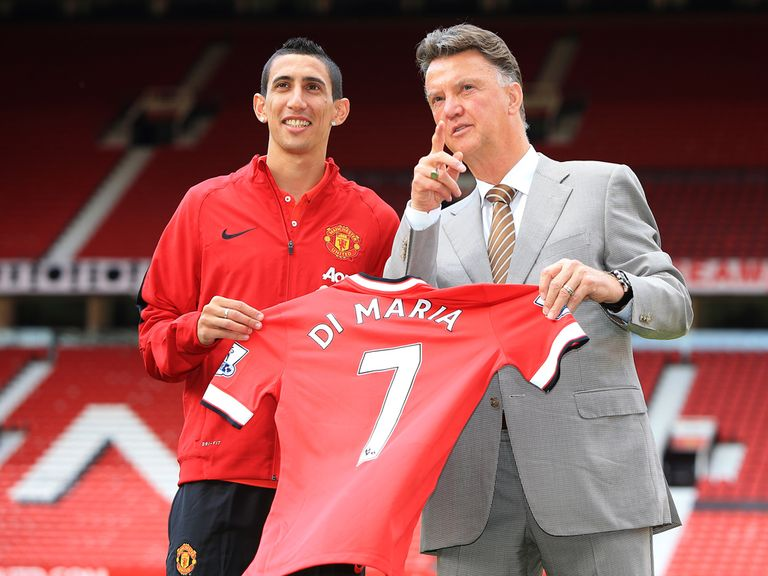 Angel Di Maria: May not be the answer for United