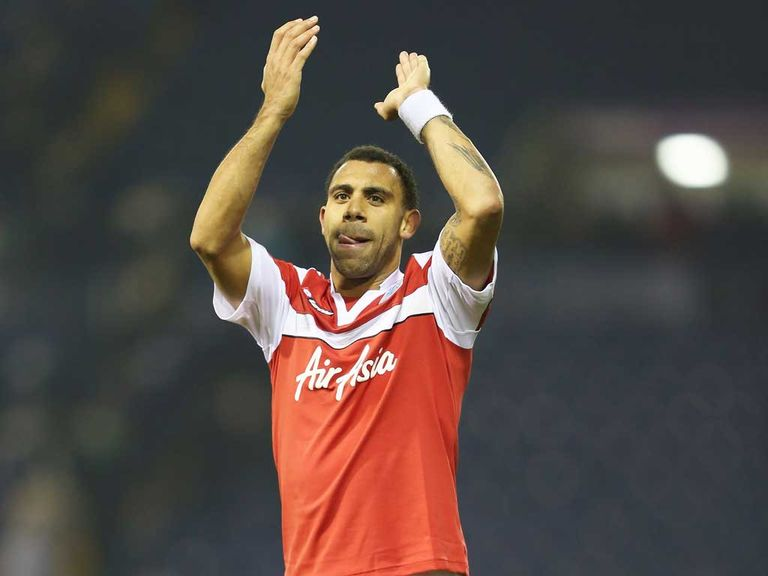 Anton Ferdinand: Joined Championship club Reading