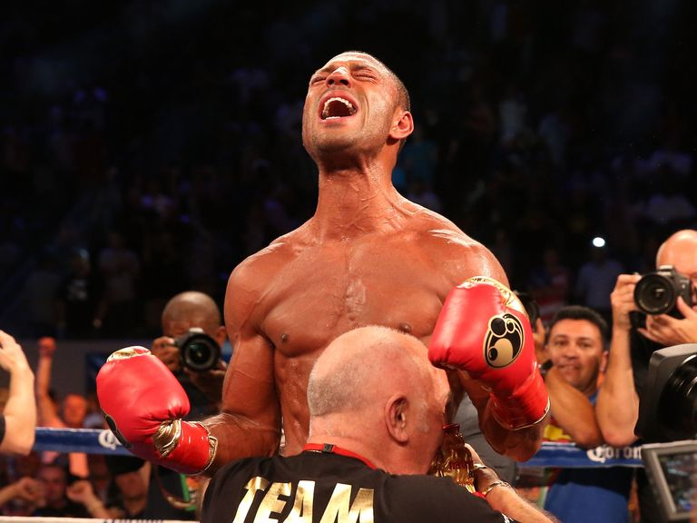 Kell Brook is Britain's latest world champion