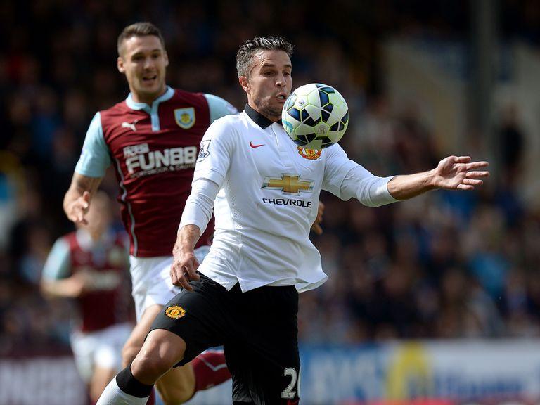 Robin van Persie: Insists he does not need knee surgery