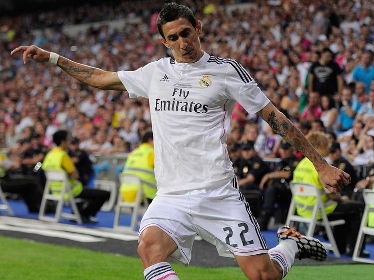 Di Maria: Looks set to finalise his move to Old Trafford on Tuesday