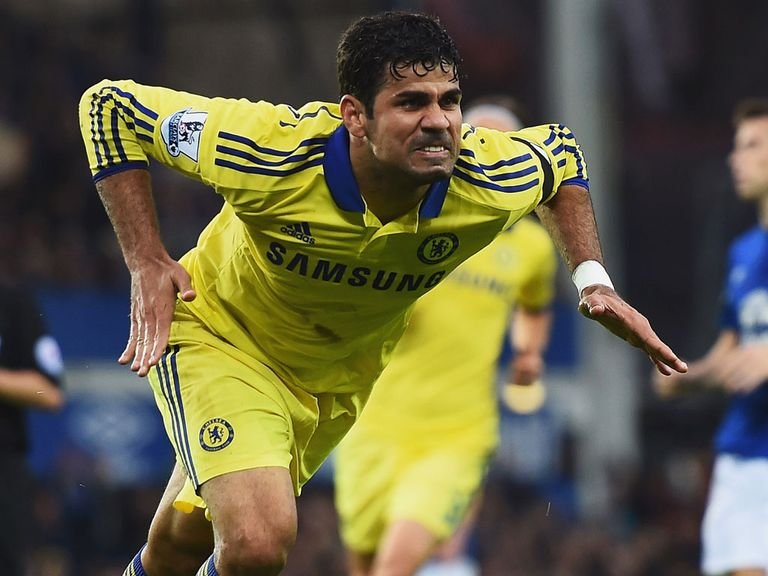 Diego Costa: Has scored four goals in three league outings