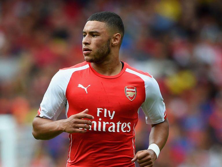 Oxlade-Chamberlain: Some winning momentum for Arsenal now