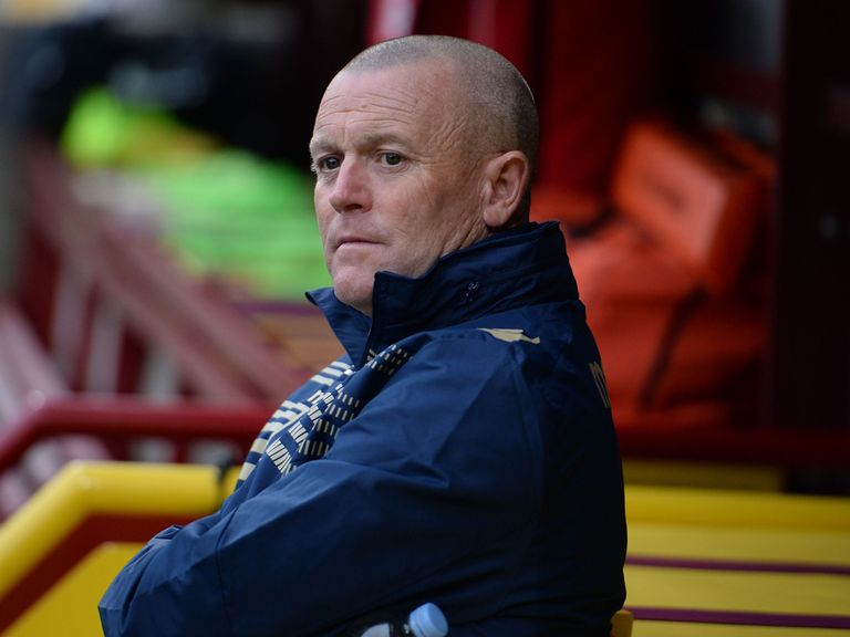 David Hockaday: Sacked as Leeds manager