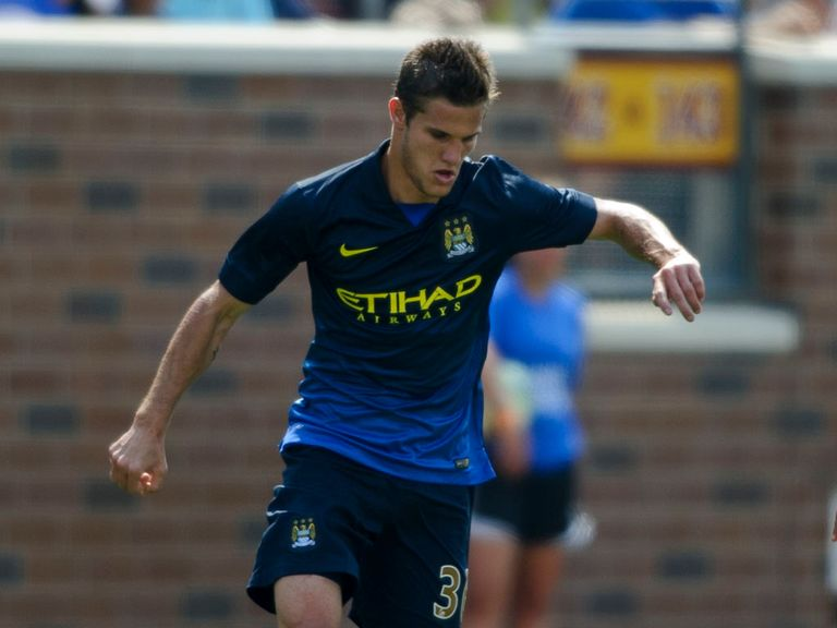 Bruno Zuculini has joined Manchester City