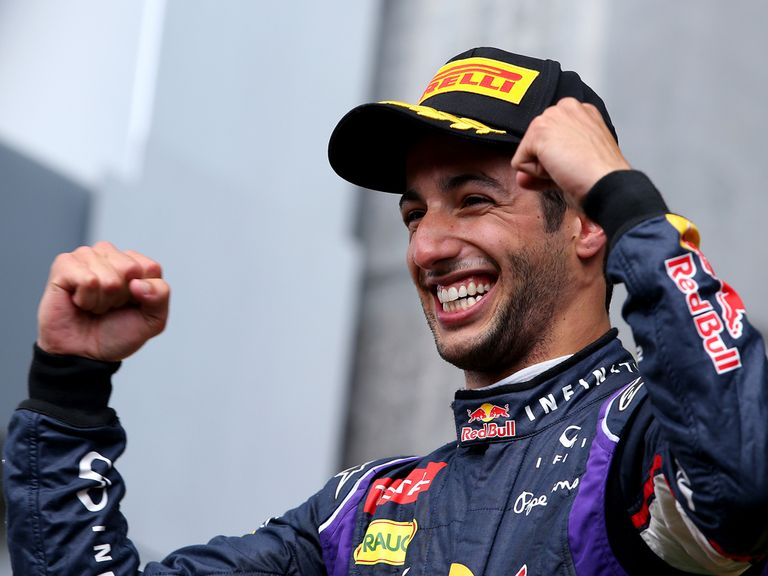 Daniel Ricciardo: 'A clear title contender', according to his boss