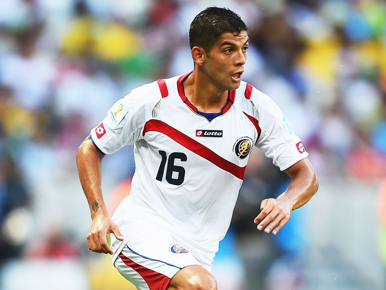 Cristian Gamboa: Costa Rica defender joins West Brom