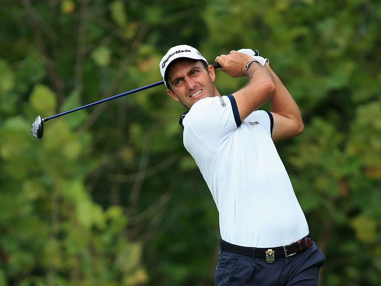 Edoardo Molinari: Loves it in Switzerland