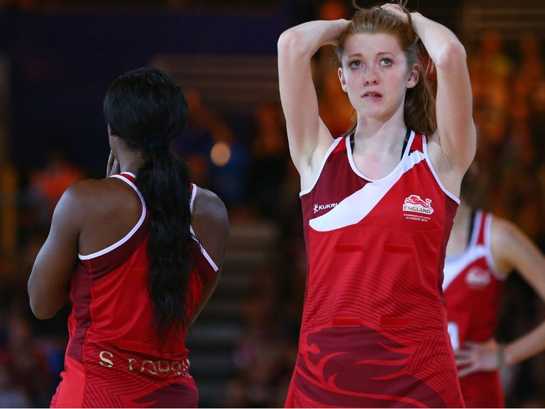 It all went wrong for England's netballers - and our Cheeky