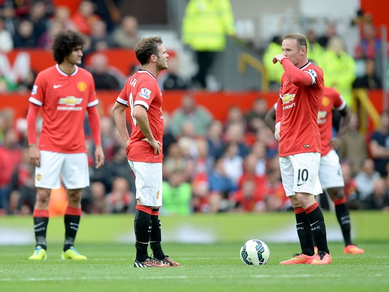 Manchester United: Lost to Swansea on the opening day