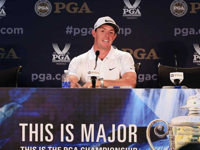 Rory McIlroy: In fine form