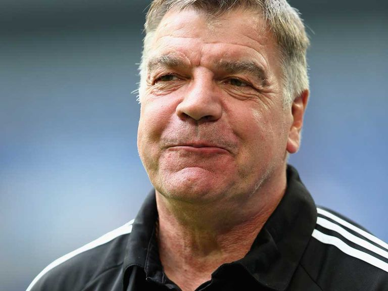 Sam Allardyce 's West Ham can get among the goals in their London derby