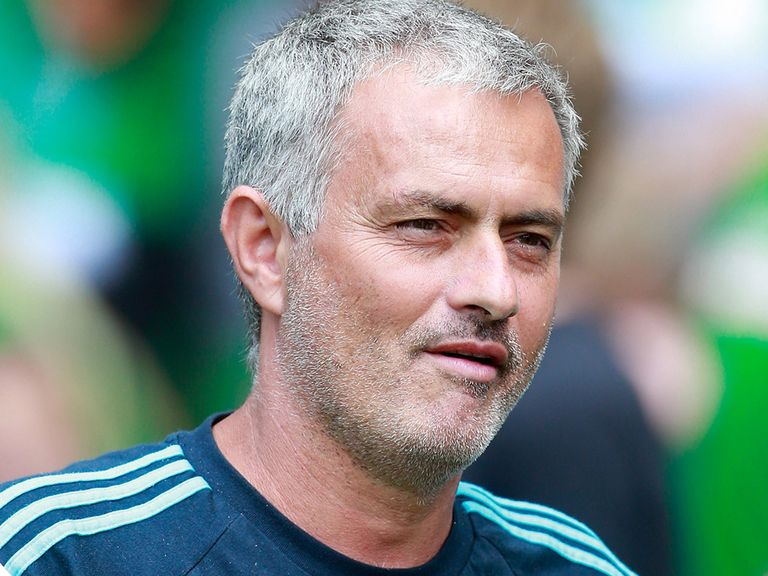 Jose Mourinho: Feels no pressure