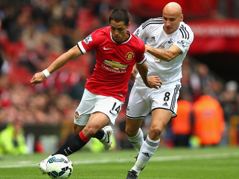 Javier Hernandez: Could he be set to join Valencia?