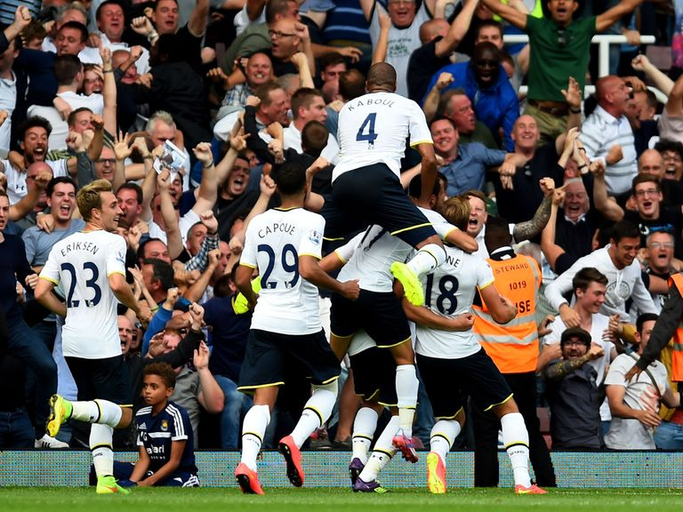 Spurs can build on Saturday's win at West Ham