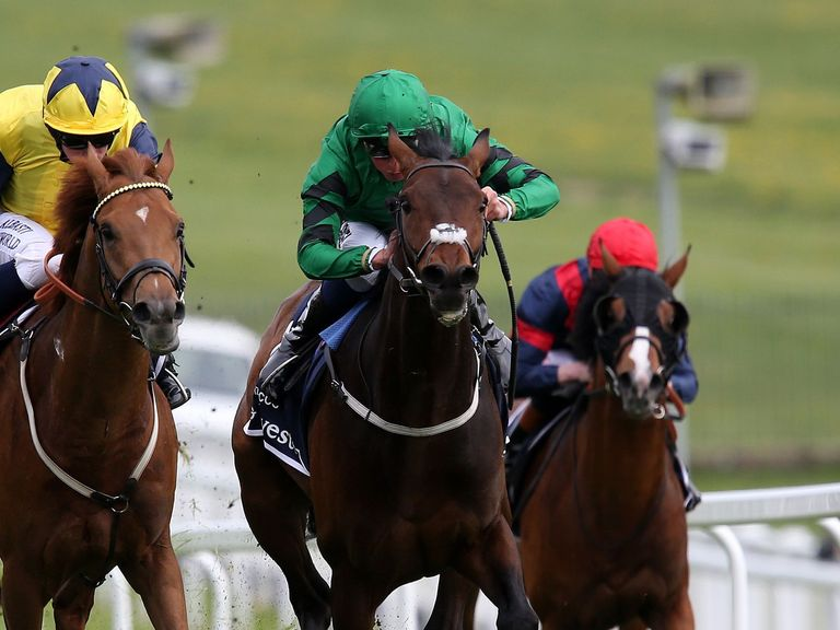 Marzocco: Can become a leading Leger contender with a big run at York