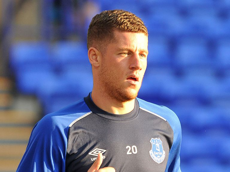 Ross Barkley: Has responded well to initial treatment