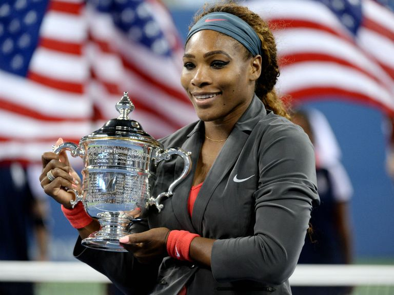 Serena Williams: Bidding to complete a US Open hat-trick