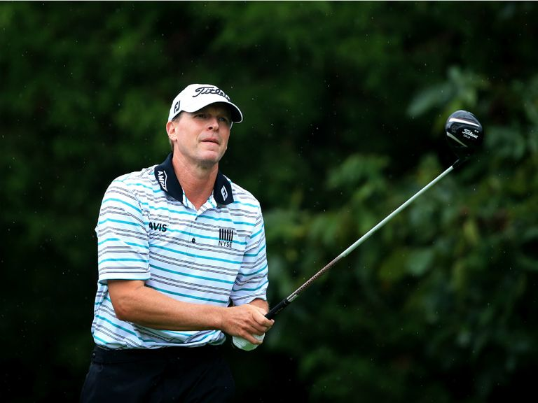 Steve Stricker: Will still be at Gleneagles as one of the USA team's vice-captains
