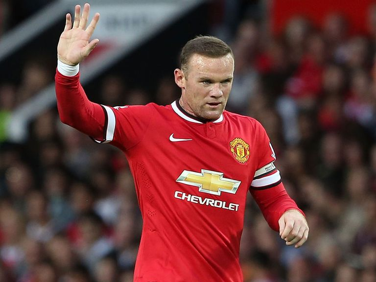 Wayne Rooney: Man United's new captain