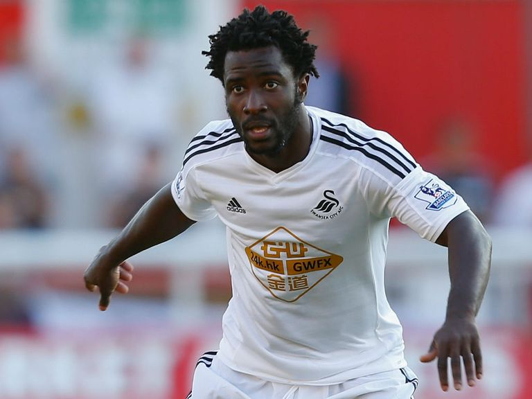Wilfried Bony: Backed by Garry Monk