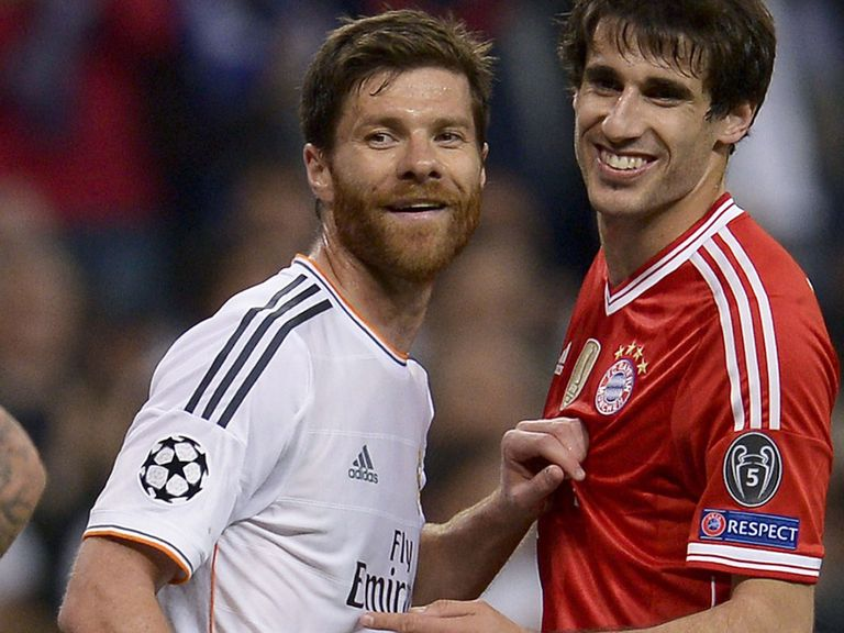 Xabi Alonso: Set for move to Bayern Munich
