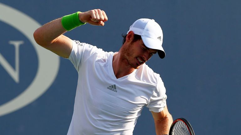 Andy Murray: Set to tackle old foe Novak Djokovic