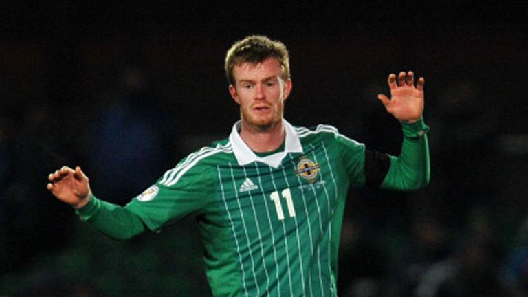 Chris Brunt: Is confident Northern Ireland can qualify