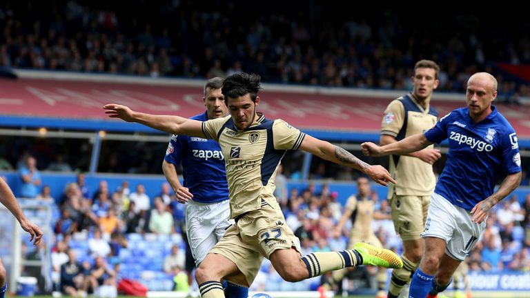 Alex Mowatt: Scored the equaliser for Leeds