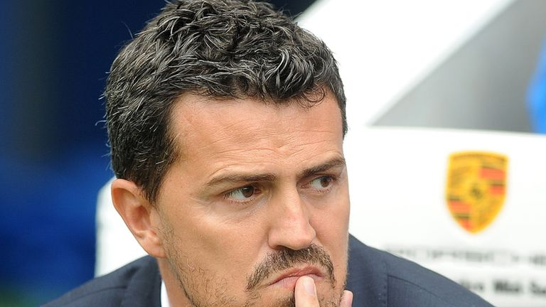 Oscar Garcia: Jumped at chance to manage Watford
