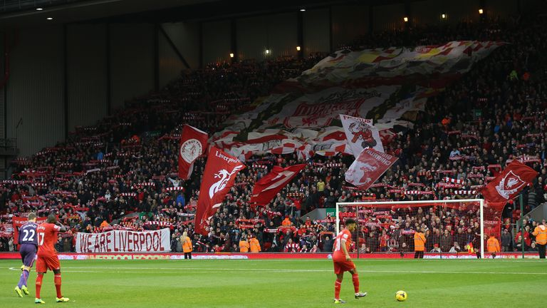 Liverpool v real madrid anfield is special but team is not says